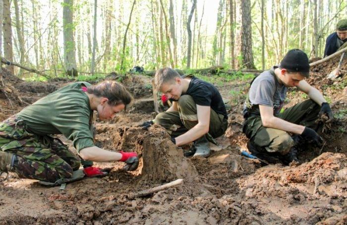Теперь вПетербурге можно паспортизировать воинские захоронения