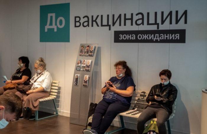 Число пациентов сковидом вреанимациях Петербурга идет наспад