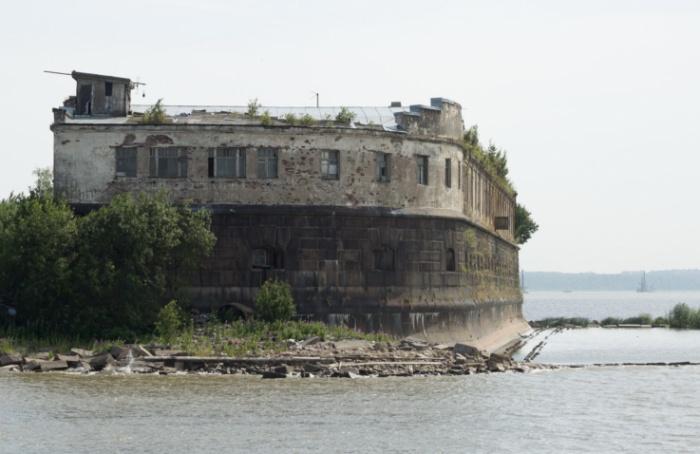 Наразвитие фортов вКронштадте выделены деньги изрезервного фонда