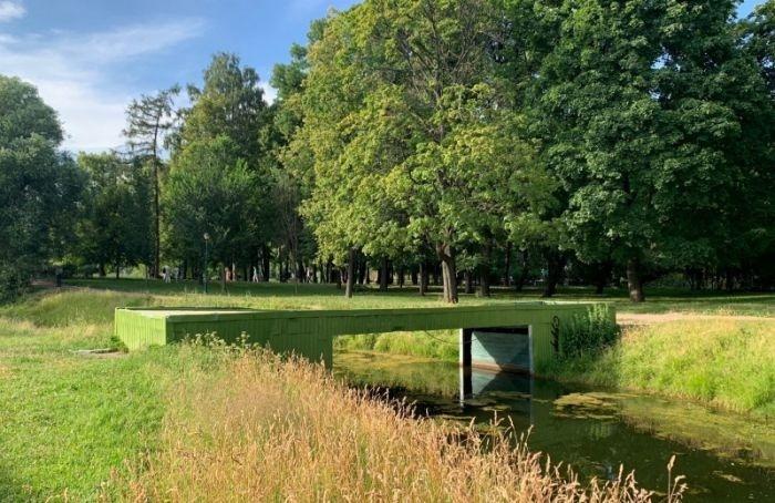 Таврический сад иНовую Голландию назвали самыми благоустроенными парками города