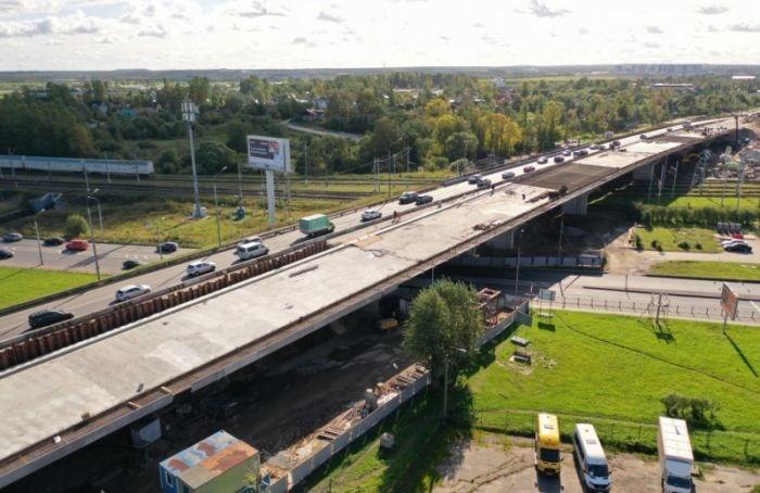 Наремонт Лиговского путепровода выделили еще 500 млн рублей