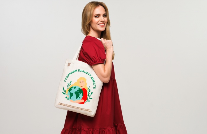 Певица Глюкоза стала послом проекта «Сохраним планету вместе»