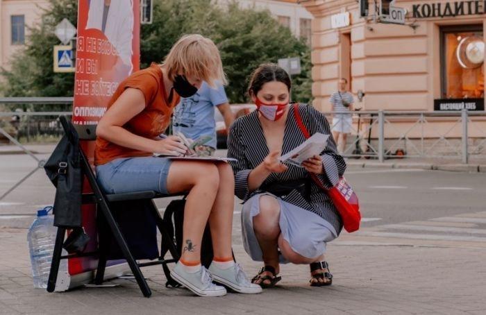 Бывшая кандидат вдепутаты ЗакСа Ирина Фатьянова подала жалобу вЦИК