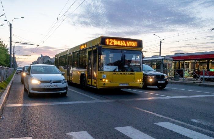 Новый автобусный маршрут №120 проследует от«Беговой» доЮнтолово