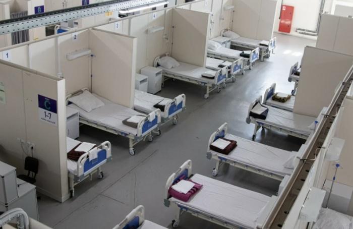 Беглов объявил оконсервации ковидного госпиталя в«Ленэкспо»