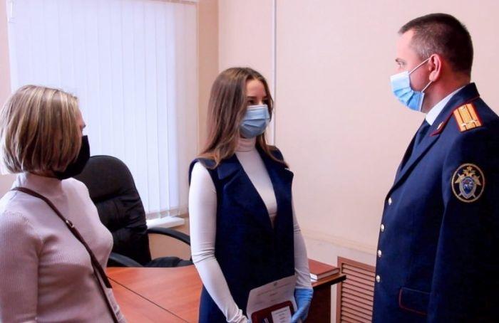 Путин наградил школьницу, спасшую тонущих вМатисовом канале детей