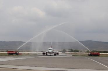 Авиакомпания «Россия» начала выполнять прямые рейсы Петербург-Грозный