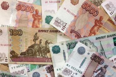 Средняя зарплата вПетербурге составила 72,8 тысяч рублей вмесяц