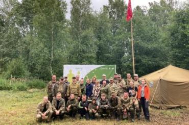 «Вахта Памяти»: поисковики Петербурга нашли останки красноармейцев