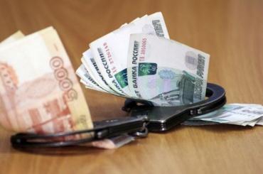 ВПетербурге при получении взятки задержали начальника службы поборьбе скоррупцией