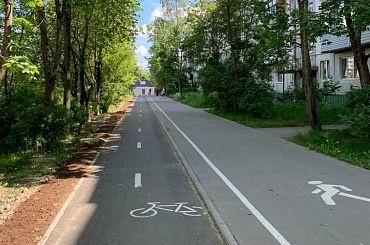 Новая велодорожка вЛенобласти связала регион сФинляндией