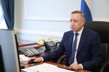 Беглов поздравил Ленинградскую область с94-й годовщиной