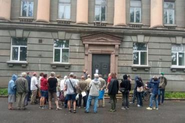 Суд непродлил разрешение настроительство дома наместе ВНИИБ