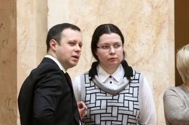 Алена Кукушкина снялась свыборов вЗакС поокругу вПетроградском районе