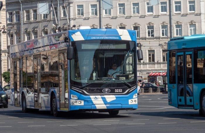 Помаршруту №23 запустили электробусы до«Чистого неба»