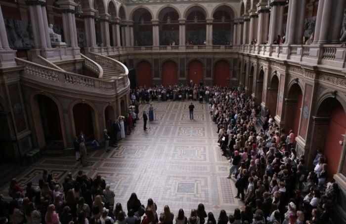 Студенты академии Штиглица просят вернуть преподавателя