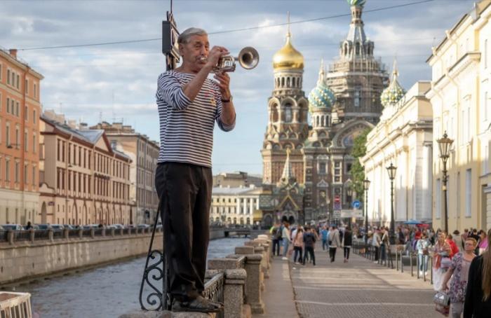 Петербург прогреет сентябрьское солнце