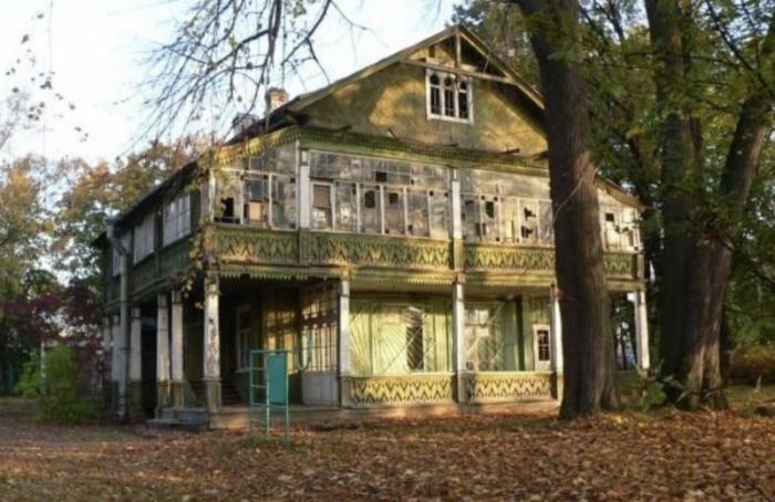 Министерство культуры согласилось с уничтожением памятника Дача при саде Озерки