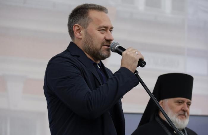 Новым спикером ЗакСа стал Александр Бельский