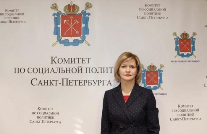 Назначена врио председателя Комитета по социальной политике
