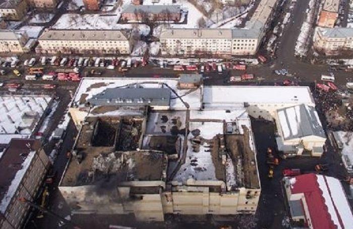 Суд признал виновными руководителей сгоревшего ТРЦ «Зимняя вишня»