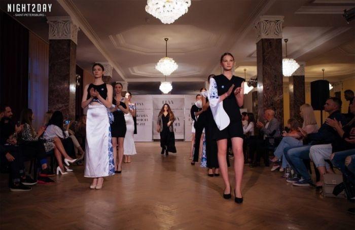 В Петербурге прошел показ Eurasia Fashion Night