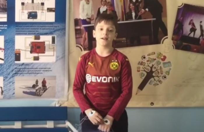 Шестиклассник изПетербурга победил намеждународных соревнованиях поробототехнике