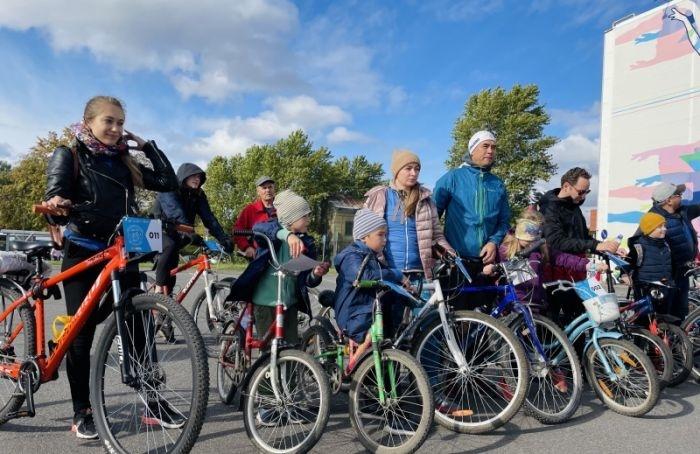 Больше 40 тысяч рублей собрали сиротам вовремя велопробега