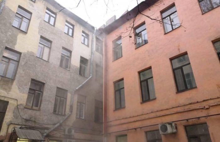 Жители разрушающегося дома наСтремянной выиграли второй суд
