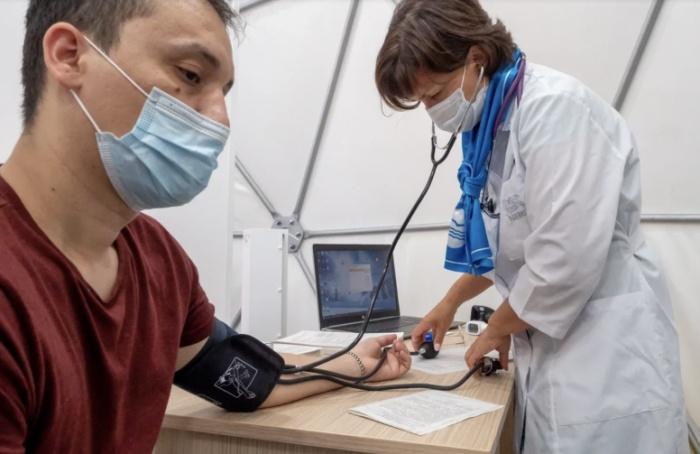 ВПетербурге снова возросло число случаев заражения коронавирусом