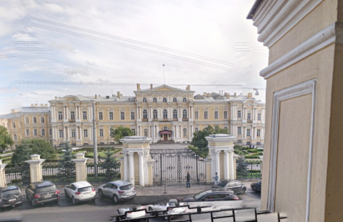 Суд определил подрядчика посносу одного изтрех флигелей Воронцовского дворца