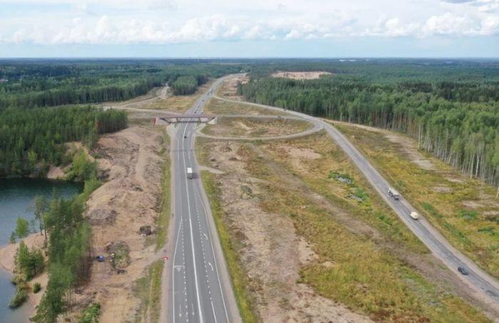 Расширение дошести полос ивелодорожки: как изменится трасса «Скандинавия»
