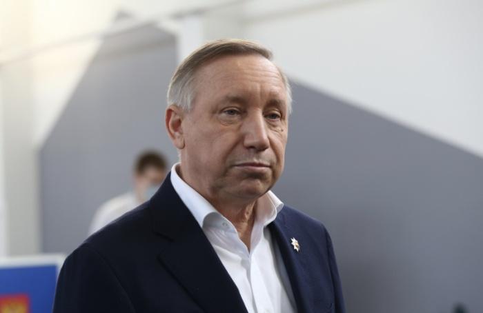 Глава Петербурга Александр Беглов оказался всанкционном списке США