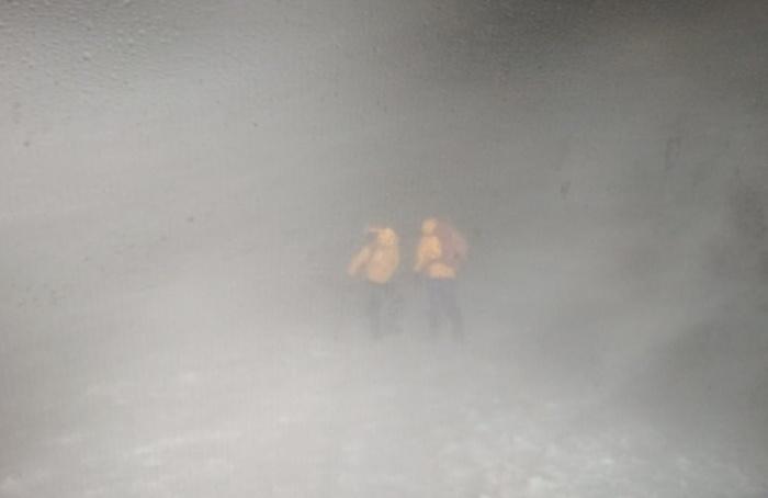 Поисково-спасательные работы поспасению альпинистов наЭльбрусе завершились