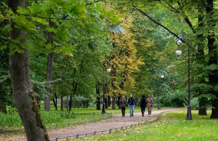 Проекты благоустройства Васильевского острова публично обсудят