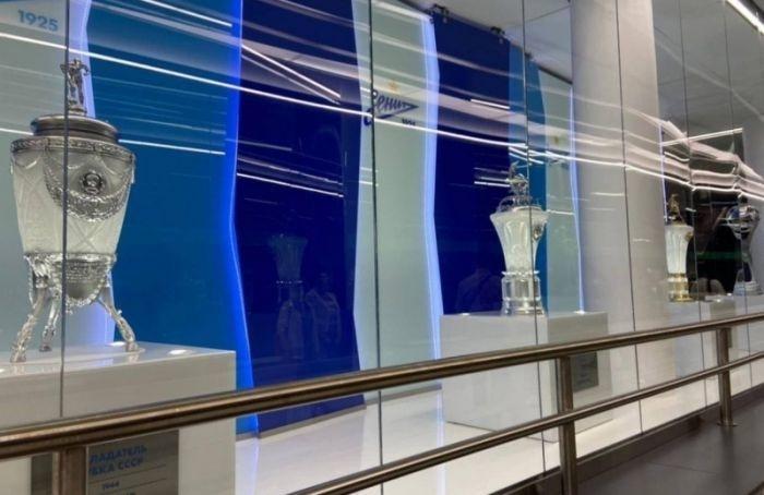 Станция метро «Зенит» будет открыта вдень матча на«Газпром Арене»