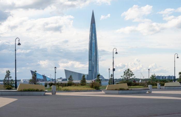 Переезд «Газпрома» вПетербург прибавит городу 40 млрд рублей в2021 году