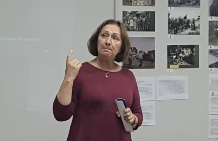 Музей Анны Ахматовой отменил лекции филолога Елены Волковой