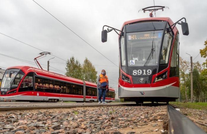 Как изменится петербургский трамвай за8 лет