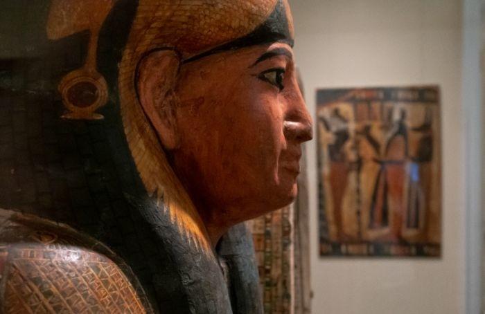 Создание мумий как бескомпромиссная борьба сосмертью