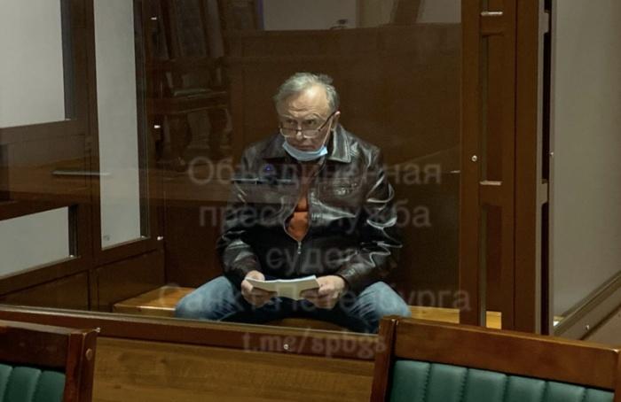 Суд отказал историку Соколову вповторной психиатрической экспертизе