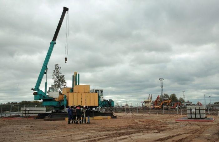 Хранить нефть вПетербурге будут экологично ибезопасно