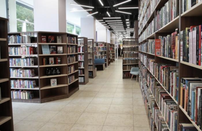 Встарейшей библиотеке Невского района создан мультимедийный интерактивный парк