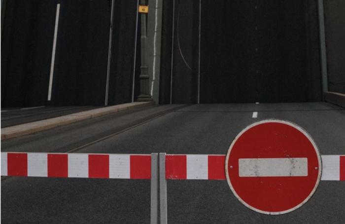 Биржевой мост закроют накапитальный ремонт