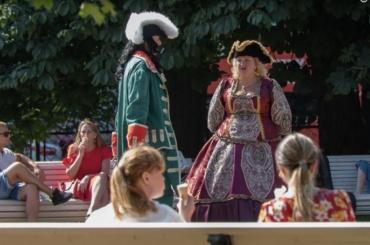 ВПетербурге подвели итоги туристического сезона