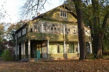 Министерство культуры согласилось суничтожением памятника «Дача при саде Озерки»