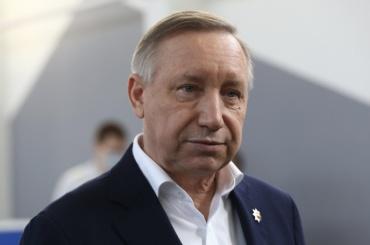 Губернатор Петербурга Александр Беглов проголосовал навыборах