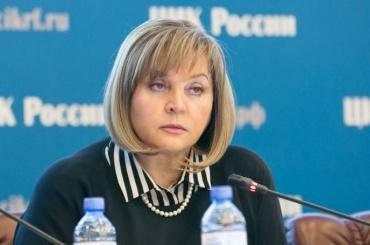 Элла Памфилова заявила о«пятой колонне» визбиркоме Петербурга