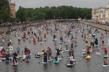 День туризма пройдет вПетербурге уже наэтих выходных