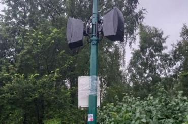 Петербуржцев спросили, мешаютли имзвуковые колонки вТаврическом саду